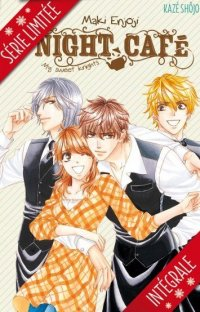 Night café - My sweet knights - coffret