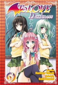 To love darkness T.3