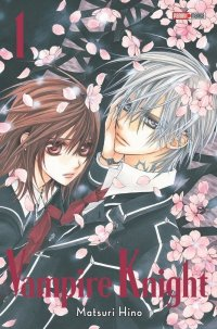 Vampire Knight - édition double T.1