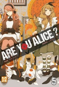 Are you Alice ? T.5