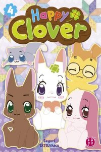 Happy clover T.4