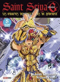 Saint Seiya Episode G - �dition double T.8