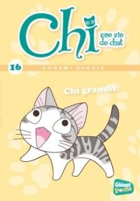 Chi - album illustr� T.16
