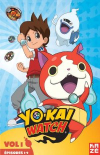 Yo-kai watch - saison 1 - Vol.1