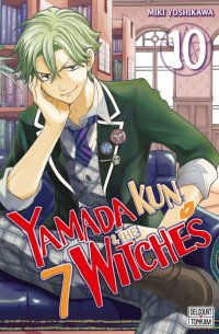 Yamada Kun & the 7 witches T.10