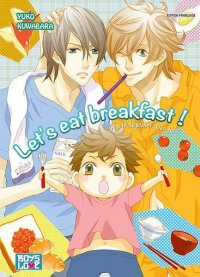 Let's eat breakfast
