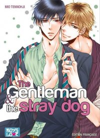 The gentleman and the stray dog