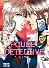 Police detective - Love mission