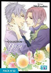 Collection Yaoi - Pack n°32