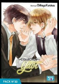 Collection Yaoi - Pack n�30