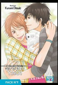 Collection Yaoi - Pack n�9