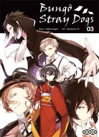 Bungô stray dogs T.3