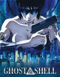 Ghost in the Shell - film - steelbook - blu-ray