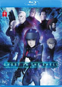 Ghost in the Shell - The new movie - blu-ray
