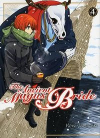 The ancient magus bride T.4