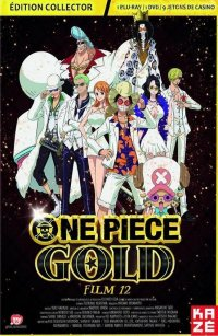 One piece - film 12 - gold - combo collector