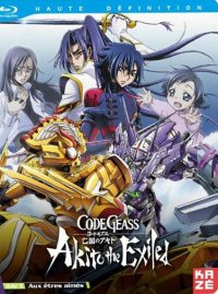 Code Geass - Akito the exiled Vol.3 - blu-ray