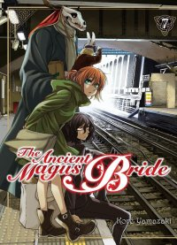 The ancient magus bride T.7