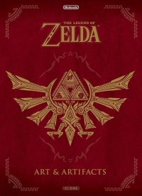 The legend of Zelda - Arts & artifacts