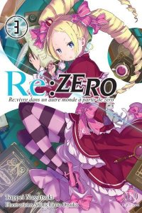 Re:zero - Re:life in a different world from zero - roman T.3