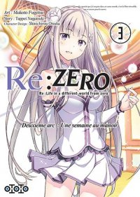 Re:zero - Re:life in a different world from zero - 2ème arc T.3