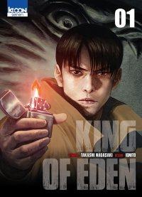 King of eden T.1