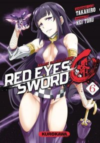 Red eyes sword Zero - Akame ga Kill ! Zero T.6