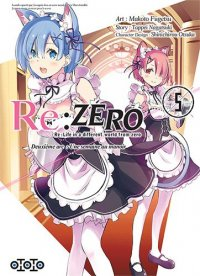 Re:zero - Re:life in a different world from zero - 2ème arc T.5