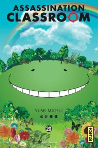 Assassination classroom T.20