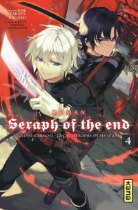 Seraph of the end - roman T.4