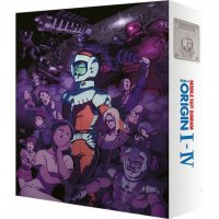 Mobile Suit Gundam - The origin films I à IV - coffret collector blu-ray