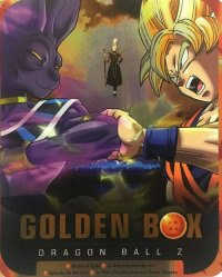 Dragon Ball Z - golden box collector