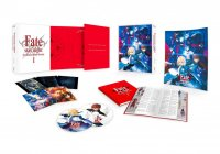 Fate Stay Night - unlimited blade works - coffret collector Vol.1