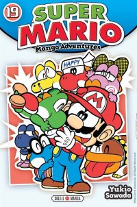 Super Mario - manga adventures T.19