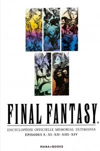Final Fantasy - memorial ultimania T.2