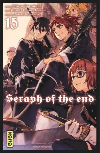 Seraph of the end T.15
