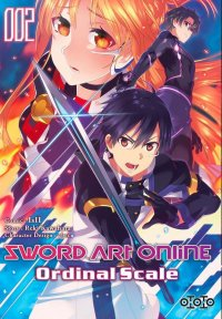 Sword art online - ordinal scale T.2