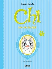 Chi - une vie de chat - grand format T.21