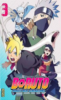 Boruto - Naruto next generations Vol.3