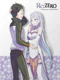 Re:zero Vol.2 - box collector - blu-ray