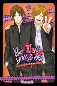 Be-twin you & me T.9