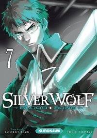 Silver wolf, blood bone T.7