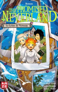 The promised Neverland - roman T.1