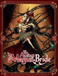 The ancient magus bride - édition collector - blu-ray