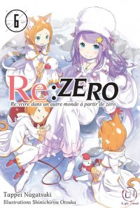 Re:zero - Re:life in a different world from zero - roman T.6