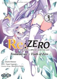 Re:zero - Re:life in a different world from zero - 3ème arc T.9