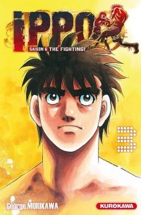Ippo - saison 6 - The fighting T.3