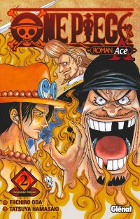 One piece - Roman - Novel A T.2