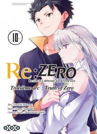 Re:zero - Re:life in a different world from zero - 3ème arc T.10