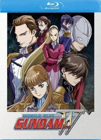 Mobile Suit Gundam Wing - Vol.2 - blu-ray - collector